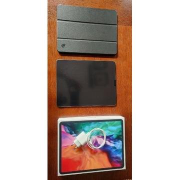 iPad Pro 12.9 128GB 2020 Wi-Fi ,etui, gw. 11.2021