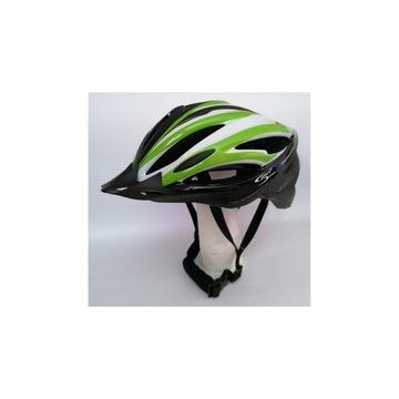 Kask dziecięcy rowerowy Sport Direct  55-60 cm M/L