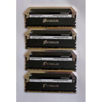 Pamięć RAM Corsair Dominator Platinum DDR3 16GB