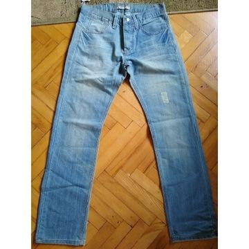 Nowe Spodnie jeans G Star Raw 3301 rozmiar 31/34