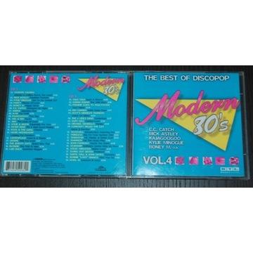 Modern 80's THE BEST OF DISCOPOP vol.4 2CD