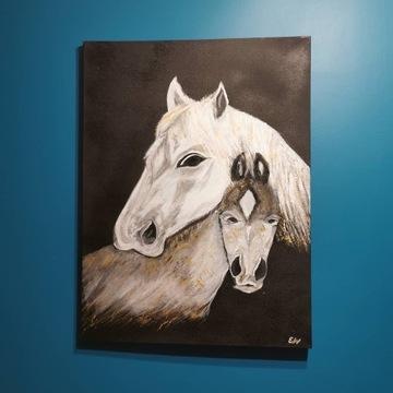 """Obraz """"Konie"""""""