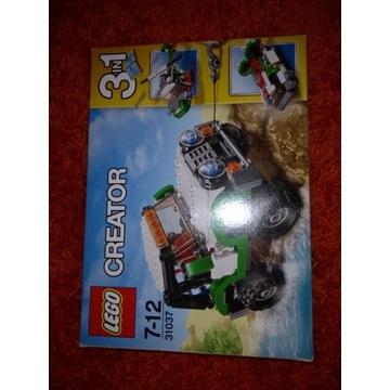 LEGO creator nr 31037 3 w 1