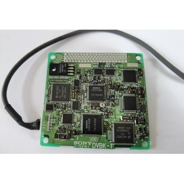 Sony DVBK-1 karta DV