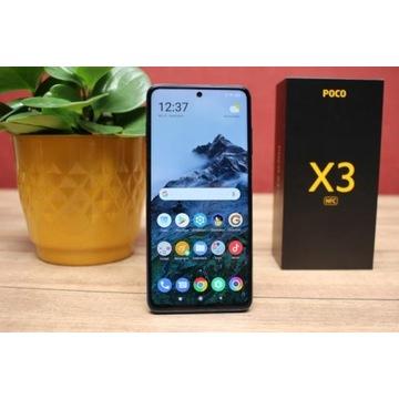 Smartfon Xiaomi POCO X3 6/64 GB szary QUALCOMM