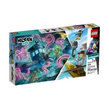 LEGO 70419 Hidden Side - Wrak łodzi rybackiej Nowy