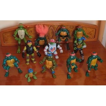Wojownicze Żółwie Ninja zestaw