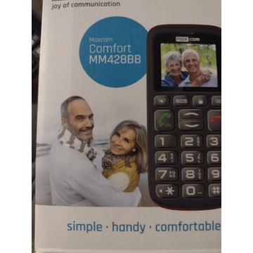 Telefon dla seniora
