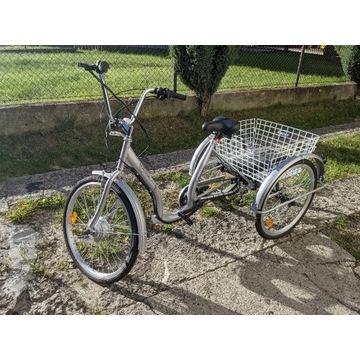 Trzykołowy rower elektryczny RehTime Standard