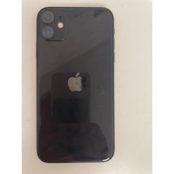 iPhone 11 128GB używany-stan idealny; bateria 95%