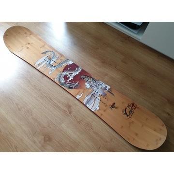 Deska snowboard ARBOR CODA 159 cm allmountain