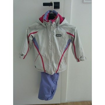 Kombinezon narciarski BRUGI 98/104 stan idealny