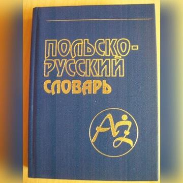 Polsko-rosyjski słownik A-Ż