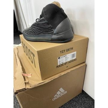 yzy qntm adults onyx yeezy adidas boost 40 2/3 r.7
