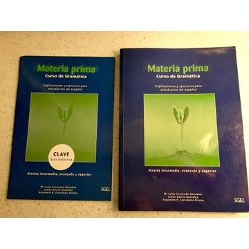 Curso de gramatica - Materia prima (espanol)