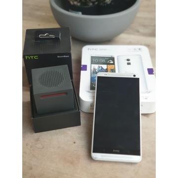 HTC One Max + Boombox