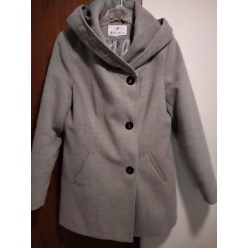 Płaszcz z kapturem M