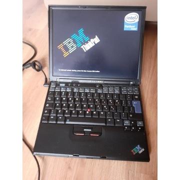 GRATKA! IBM ThinkPad X40 Pentium M 1.2GHz/1GB/60GB