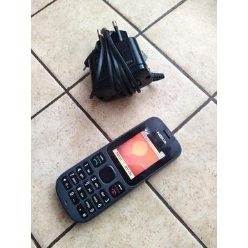 Nokia 100 PL BDB Ładowarka bez simlocka
