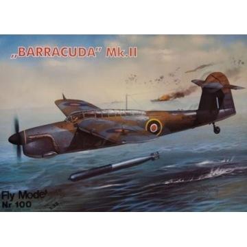 FLY MODEL- Barracuda