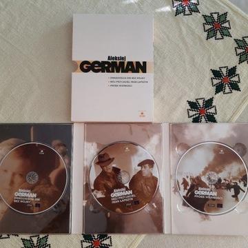 Sputnik Aleksiej German 3 DVD