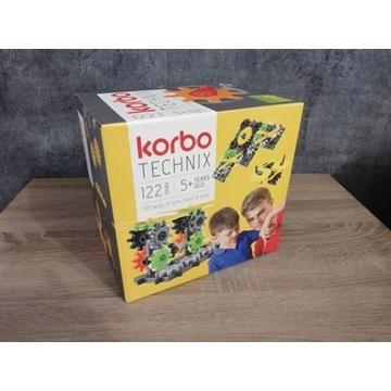 Korbo Klocki Technix 122 e
