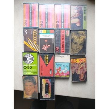 12 sztuk kaset