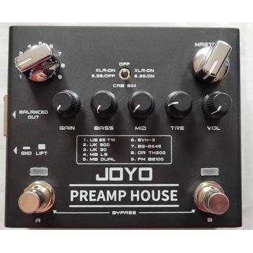 Efekt Gitarowy Joyo Preamp House R-15