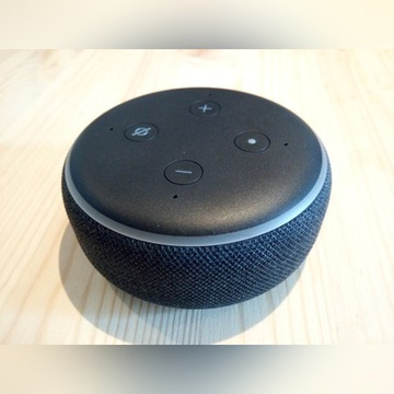 Amazon Echo Dot 3, czarny