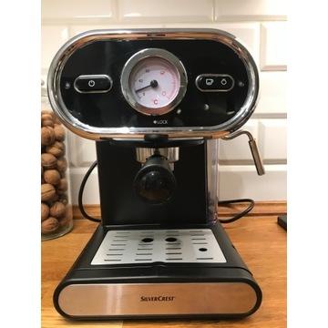 Ekspres do kawy Silvercrest Ciśnieniowy Kolbowy