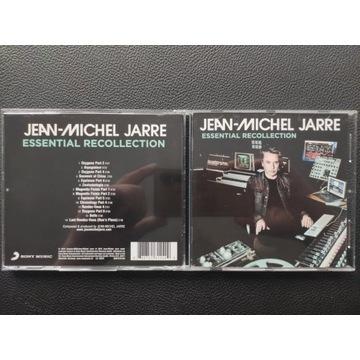 JEAN MICHEL JARRE - ESSENTIAL RECOLLECTION CD
