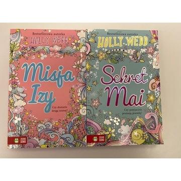 2 książki Holly Webb