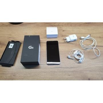 Telefon LG G6 stan bardzo dobry