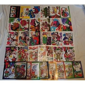 Tytus Romek i Atomek zestaw 33 komiksow