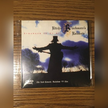 Rainbow Stranger In Us All CD+DVD unikat Blackmore