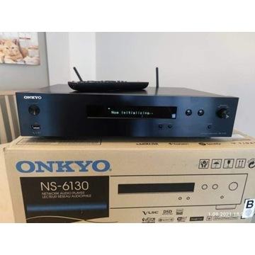 Odtwarzacz sieciowy Onkyo NS-6130