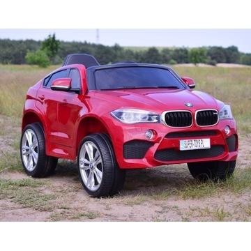 AUTO BMW X6M/ LAKIER CZERWONY 2199