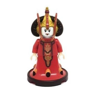 Lego Queen Amidala sw0387 z 9499