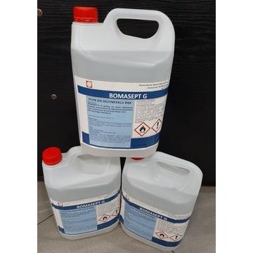 Środek, płyn do dezinfekcji 5000 ml BOMASEPT G