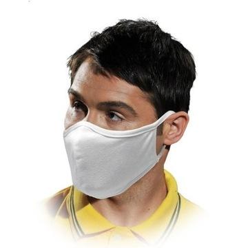 Maseczka maska wielokrotnego użytku 100% bawełna