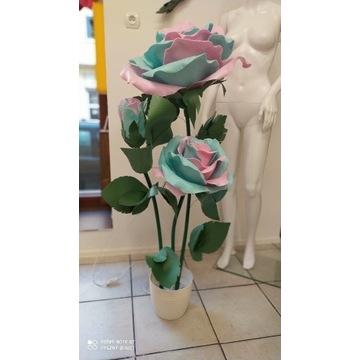 Lampa kwiatek