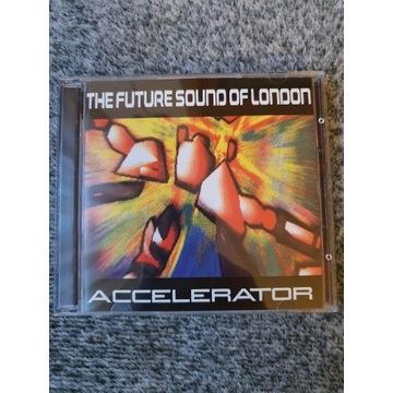 FUTURE SOUND OF LONDON - ACCELERATOR 2CD
