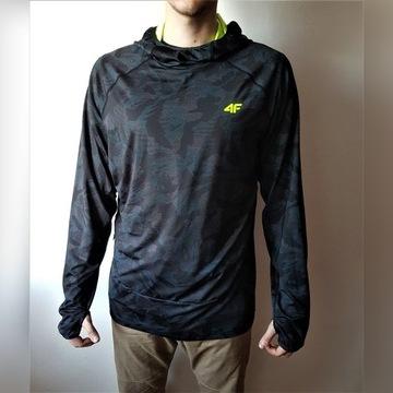Nowa sportowa bluza, marki 4F