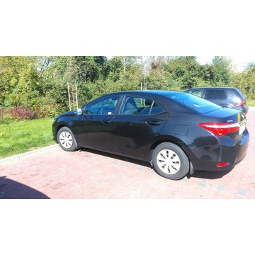 Toyota Corolla 1.33 2015, Benzyna+LPG Salon Polska