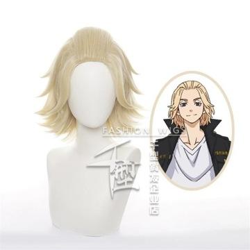Tokyo Revengers Manjiro Sano wig peruka cosplay