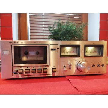 Magnetofon kasetowy sony TC-K2A