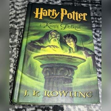 Harry Potter i Książę Półkrwi J.K. Rowling