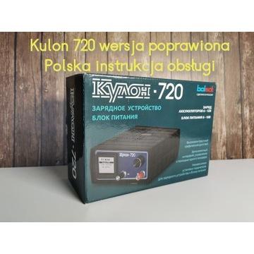 Kulon 720 + Polska instrukcja