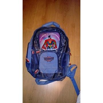 Plecak Blue Hero - Wyprzedaż !!!