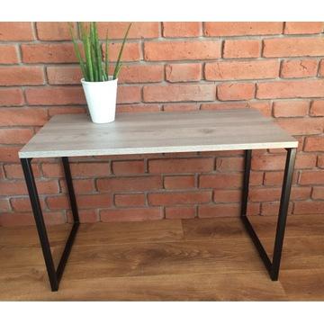 Stolik kawowy typu loft stół industrialny ława